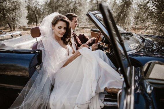 Historie ślubne - ritualsfoto Reportaż ślubny