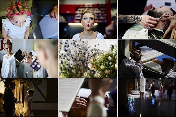 Dla Was malujemy to co najpiękniejsze Reportaż ślubny Krzeszowscy Photography