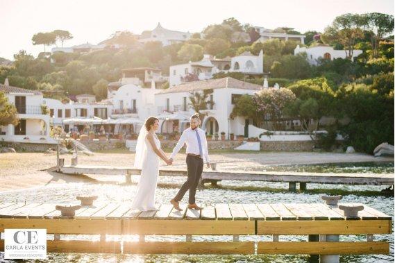 Ślub na Sardynii Organizacja ślubów Carla Events