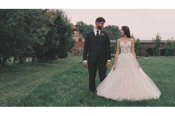 Naturalne filmy ślubne Filmowanie ślubów
