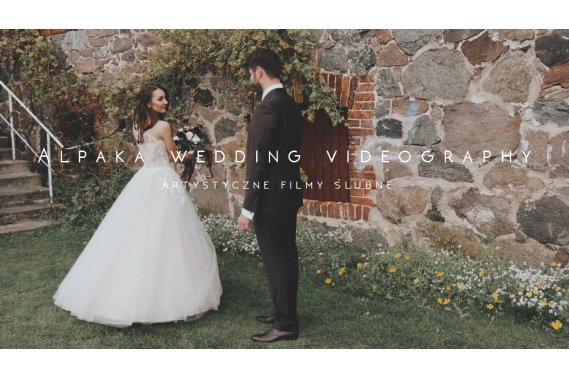 Artystyczny film ślubny Filmowanie ślubów