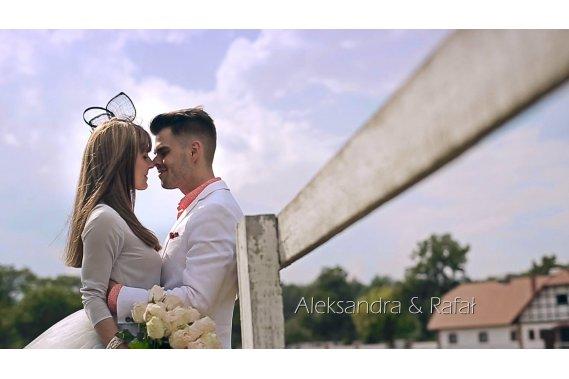 Film ślubny - nowoczesny i elegancki Filmowanie ślubów SPARK Wedding Films