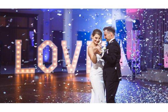 Film ślubny - nowoczesny i energiczny Filmowanie ślubów