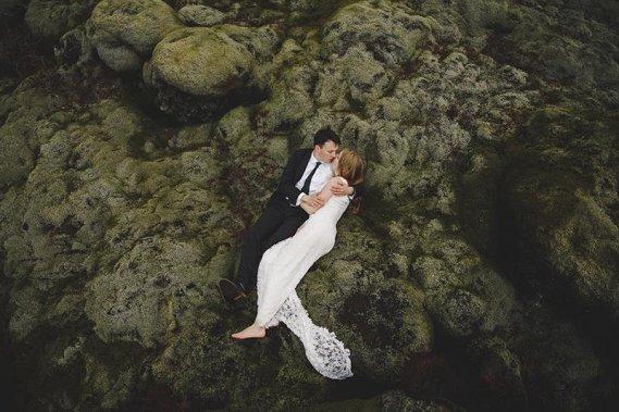 Fotografujemy miłość... Sesja ślubna CudaWianki