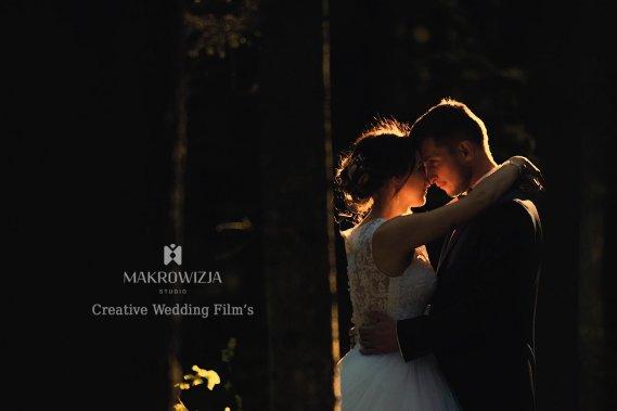 Film ślubny Filmowanie ślubów Makrowizja Studio