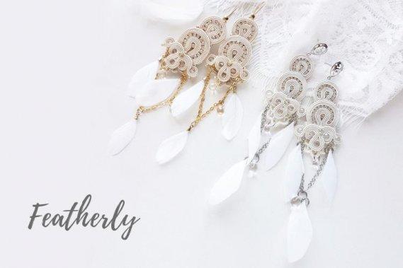 Biżuteria Ślubna Boho Chic Dodatki PiLLow Design