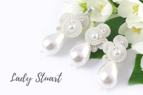 Biżuteria Ślubna Soutache Dodatki PiLLow Design