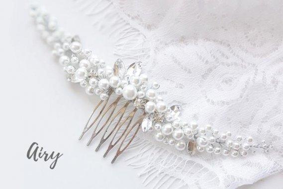 Biżuteryjne Ozdoby Do Włosów Dodatki PiLLow Design