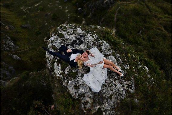 Zdjęcia ślubne, REPORTAŻ / PLENER Reportaż ślubny Fotowronski