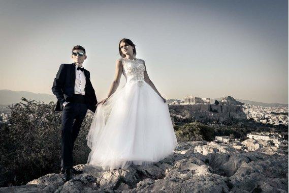 Ślubne sesje plenerowe w Polsce i za granicą Sesja ślubna Visual Life Photography