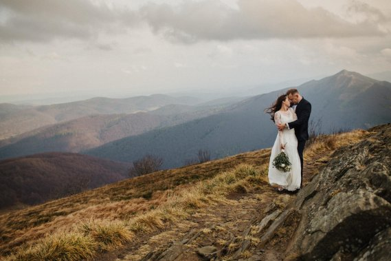 film ślubny + teledysk Filmowanie ślubów