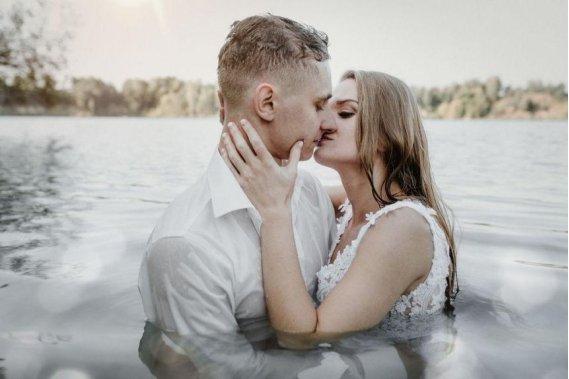Nowoczesny Film i Fotografia ślubna w pakiecie Filmowanie ślubów