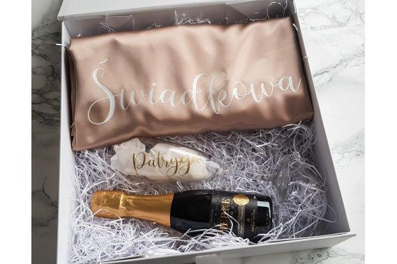 Giftbox, prezent dla Świadkowej Dodatki SHEBYWEDDING