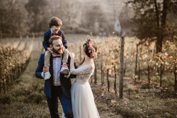 Pakiet Standard Reportaż ślubny EsteraMatrasPhotography