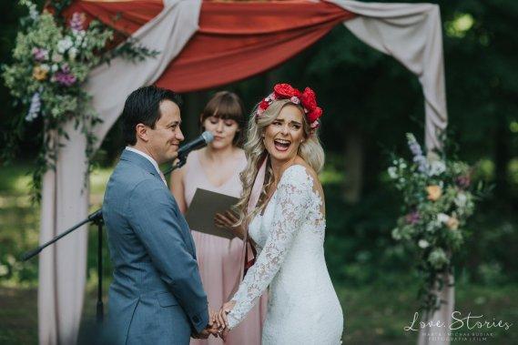 Film + Klip Ślubny Filmowanie ślubów