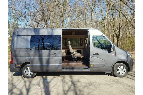 LUKSUSOWY BUS 8+1 Transport Comfort Tour