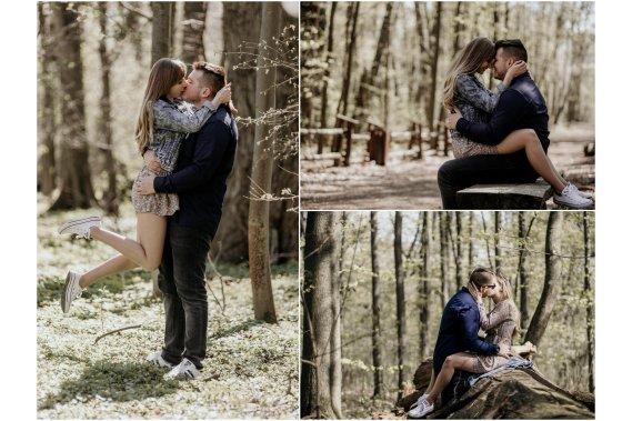 Sesja zdjęciowa LoveStory Sesja ślubna