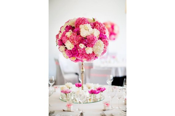 Studio florystyczne - kompleksowa dekoracja ślubów Dekoracje kwiatowe Studio Florystyczne Magdalena Wasyl - Chrzanowska