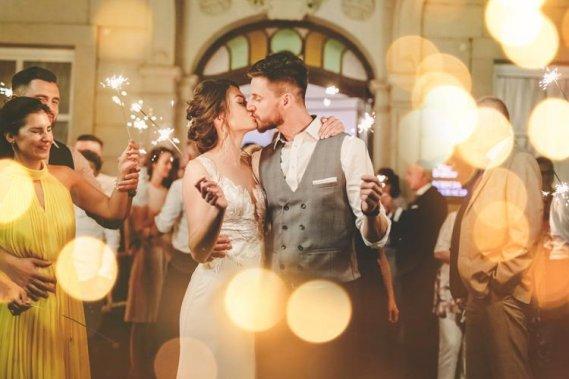 Fotografia i film ślubny - VeryLuckyStar Filmowanie ślubów