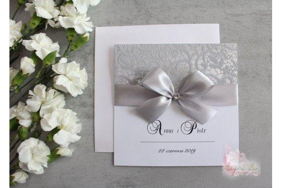 Zaproszenie na ślub - ParisElegance Zaproszenia Say I Do Zaproszenia