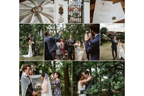 Reportaż Ślubny z Waszej uroczystości Reportaż ślubny Lucjan Wójcik Fotografia