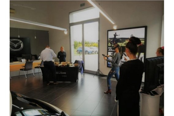 Strefa VR - zupełnie NOWA atrakcja na wesele i poprawiny Pozostałe VR Studio Gdynia