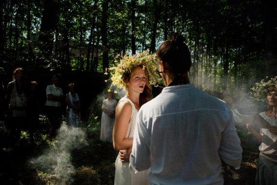 Klimatyczny reportaż ślubny Reportaż ślubny Justyna Bronowska Fotografia