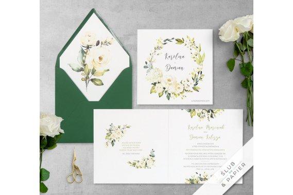Zaproszenia ślubne i dodatki weselne - Ślub i Papier Zaproszenia Ślub i Papier