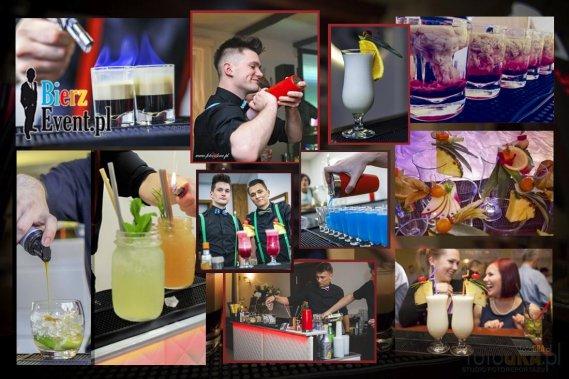 Mobilny Drink Bar / Barmani na wesele / Wesele / Poprawiny Barman na wesele BierzEvent.pl