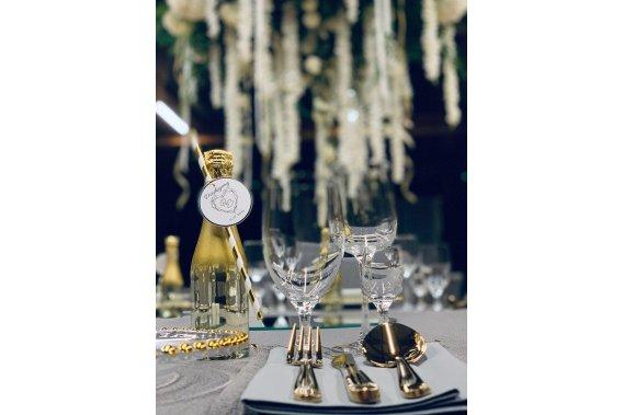 Aranżacja ślubnych dekoracji Dekoracje weselne Creative Event & Wedding