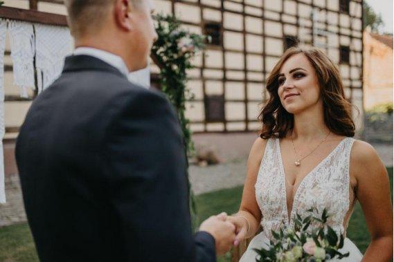 Reportaż ze ślubu i wesela Reportaż ślubny Paulina Solecka W Okamgnieniu Fotografia