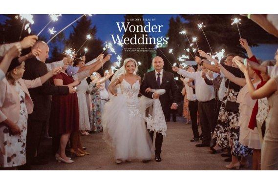 Film | Pakiet Classic Filmowanie ślubów Wonder Weddings