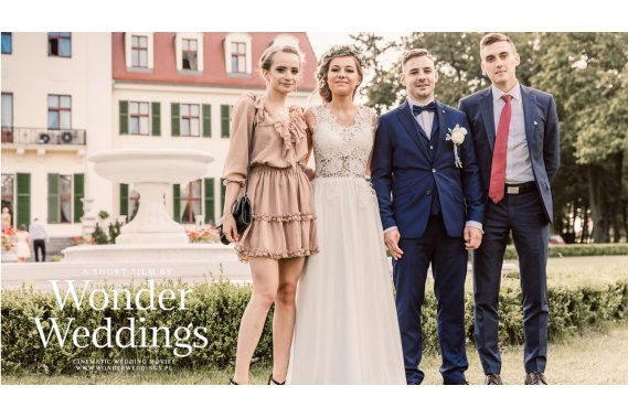 Film | Pakiet Premium Filmowanie ślubów Wonder Weddings