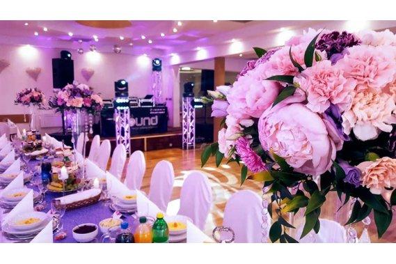 Pracownia Florystyczno - Dekoratorska Dekoracje weselne SlubnaGwardia