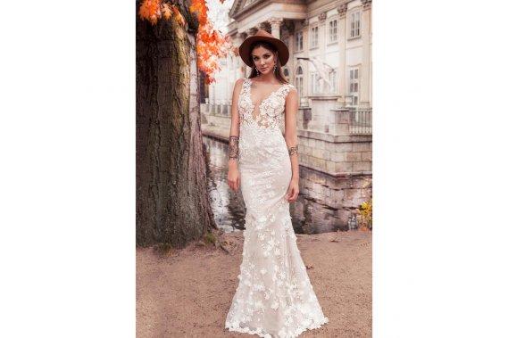 Suknia Ślubna White Magnolia Suknie ślubne Suknieslubnepopiel