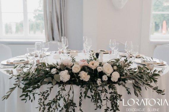 Dekoracje ślubne Dekoracje kwiatowe Floratoria - dekoracje ślubne