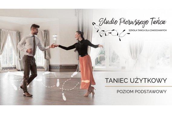 Kurs Tańca ON-LINE Paniec Użytkowy2na1 i Pierwszego Tańca Pierwszy taniec