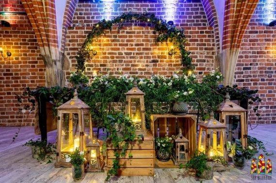 Sala Witrażowa - Twoje magiczne wesele Hotele & restauracje Sala Witrażowa