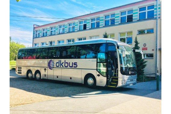 DKBus Luksusowe autokary do 60 osób na wesele! Transport DKBus