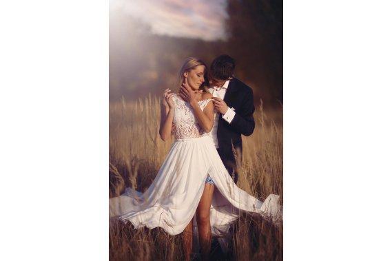 Reportaż fotograficzny Reportaż ślubny cyrografia