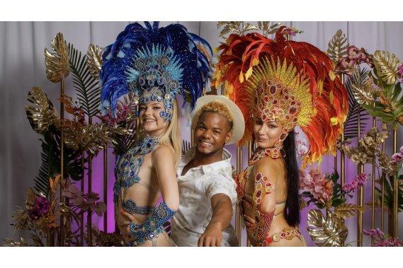 Pokaz Samby Brazylijskiej na weselu + animacja dla gości Pokazy tańca Taniec i animacje- Samba Brazylijska! Caribbean Dream Dancers