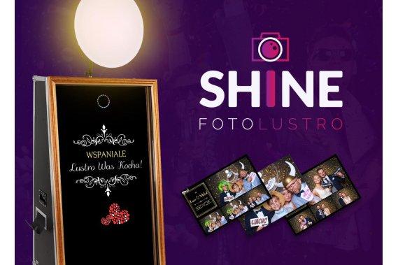 Fotolustro Shine Fotobudka FotolustroShine