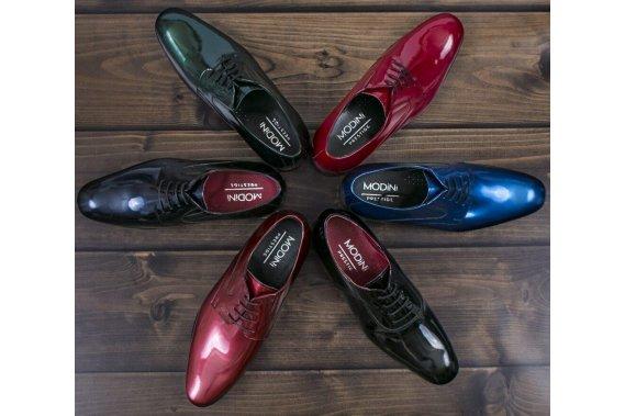 Eleganckie obuwie męskie Buty męskie Modini Prestige