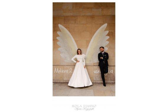 Jeśli szukasz fotografa z duszą artysty Reportaż ślubny HOGA STUDIO