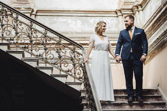 Film ślubny Filmowanie ślubów Kameralowe