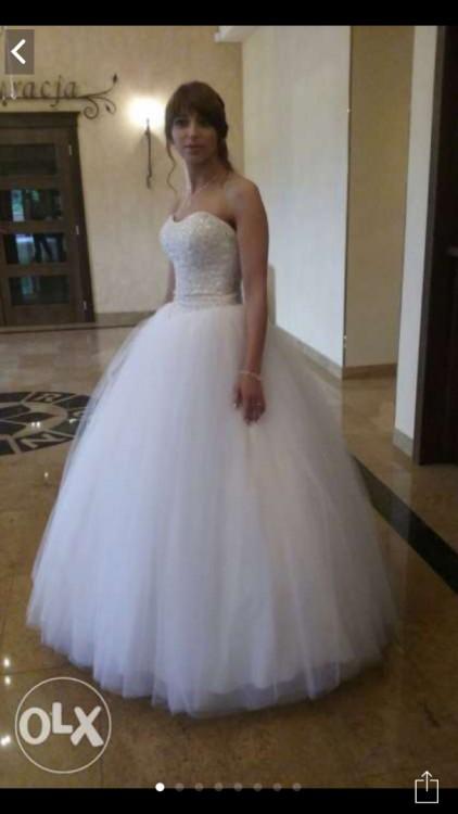 Suknie Suknia ślubna 1 99900zł