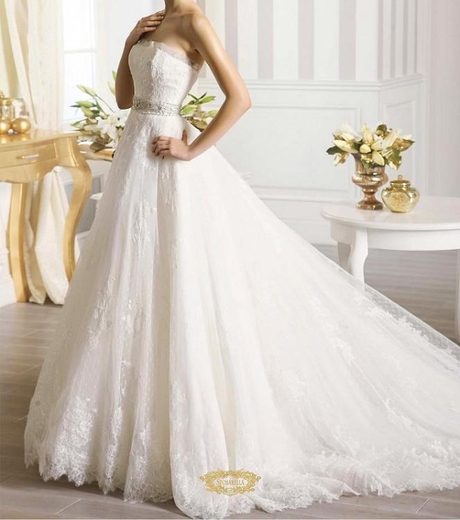 db6a1f7097 Suknie - Suknia Ślubna Sposabella Princessa - 1 999