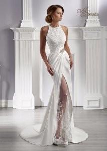 Suknie Suknia ślubna Ms Moda Rozmiar 42 Nowa 1 59000zł