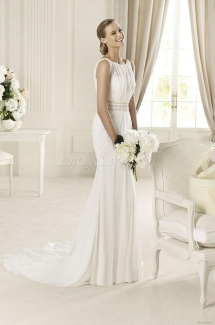 Suknia Ślubna PRONOVIAS model Dadiva R 38,