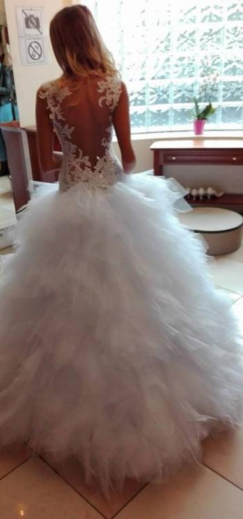 Suknia ślubna AGORA 16-12